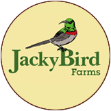 Jacky Bird Farms Montagu - Logo